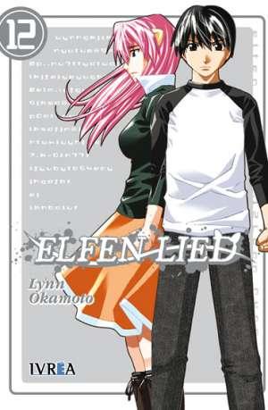 Elfen Lied manga tomo 12