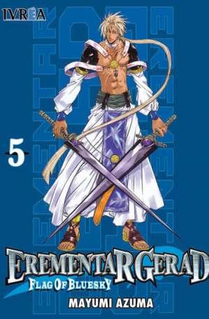 Erementar Gerad Flag Of Blue Sky Manga Tomo 5