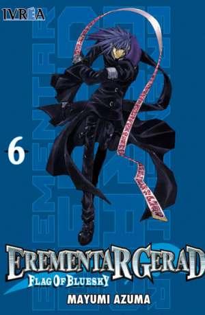 Erementar Gerad Flag Of Blue Sky Manga Tomo 6