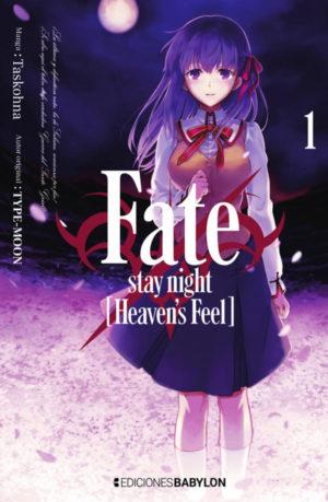 Manga Fate Stay Night Heaven's Feel