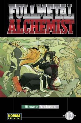 Manga Fullmetal Alchemist tomo 12