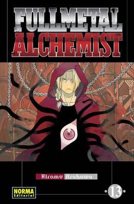 Manga Fullmetal Alchemist tomo 13