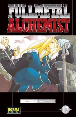 Manga Fullmetal Alchemist tomo 17
