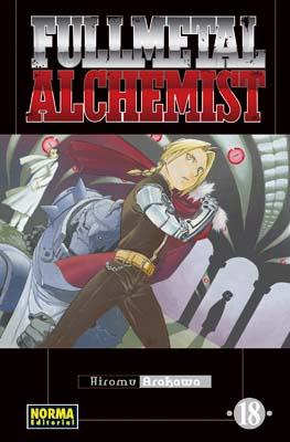 Manga Fullmetal Alchemist tomo 18