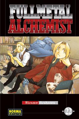 Manga Fullmetal Alchemist tomo 22