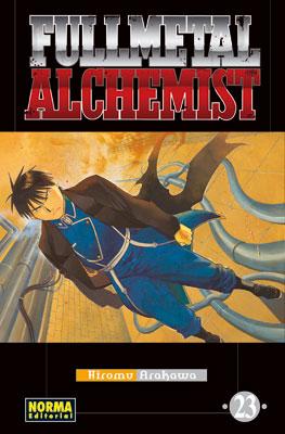 Manga Fullmetal Alchemist tomo 23