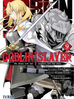 Manga Goblin Slayer 09