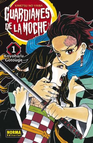 Manga Guardianes de la Noche