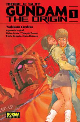 Mobile Suit Gundam The Origin Manga