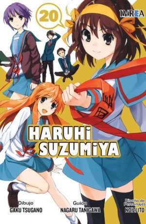Haruhi Suzumiya Manga Tomo 20