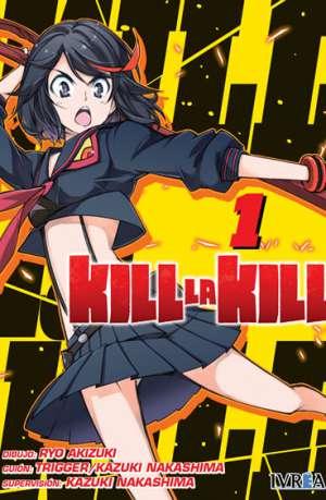 Manga Kill La Kill