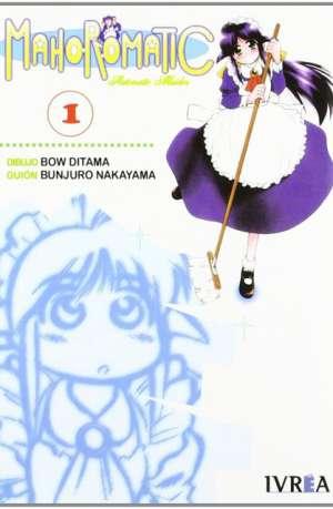 Manga Mahoromatic