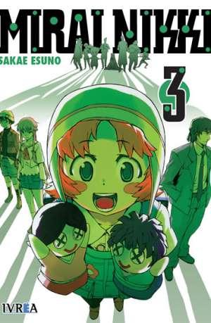 Manga Mirai Nikki 03