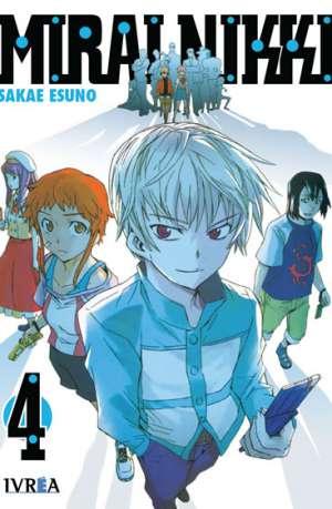 Manga Mirai Nikki 04