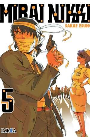 Manga Mirai Nikki 05