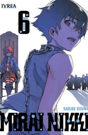 Manga Mirai Nikki 06