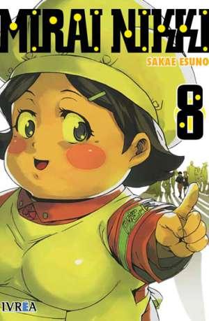 Manga Mirai Nikki 08