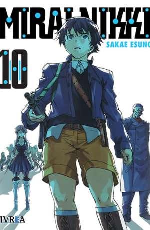 Manga Mirai Nikki 10