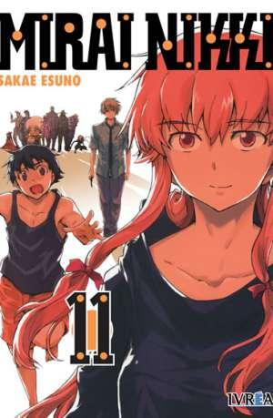 Manga Mirai Nikki 11