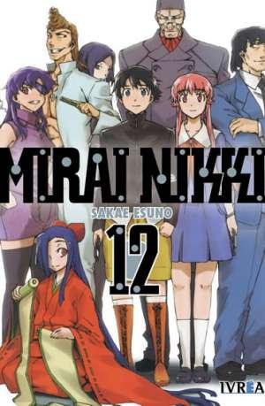 Manga Mirai Nikki 12