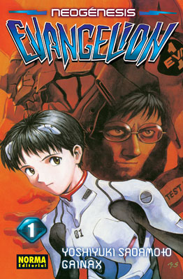 Manga Neogenesis Evangelion
