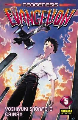 Manga Neogenesis Evangelion Tomo 05