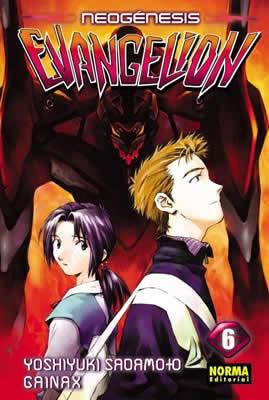 Manga Neogenesis Evangelion Tomo 06