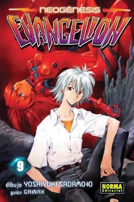 Manga Neogenesis Evangelion Tomo 09