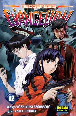 Manga Neogenesis Evangelion Tomo 12
