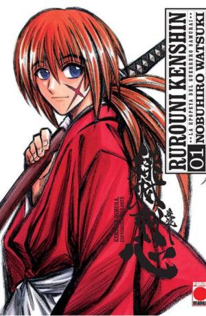 Manga Rurouni Kenshin
