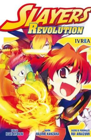 Manga Slayers