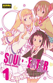 Manga Soul Eater Not!