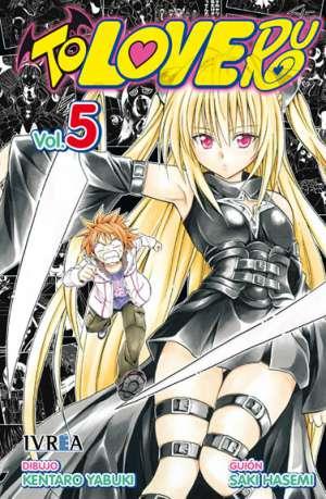 Manga To Love-Ru tomo 05