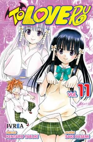 Manga To Love-Ru tomo 11