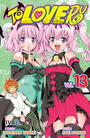 Manga To Love-Ru tomo 13