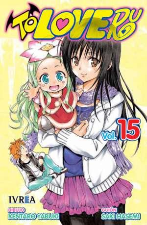 Manga To Love-Ru tomo 15
