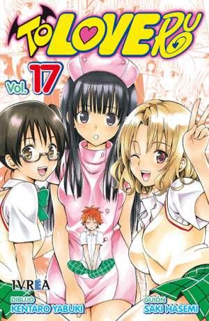 Manga To Love-Ru tomo 17