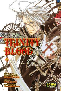 Manga Trinity Blood