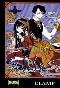 Manga XXXHolic