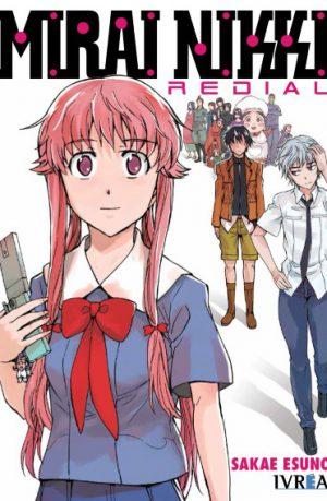 Manga Mirai Nikki Redial