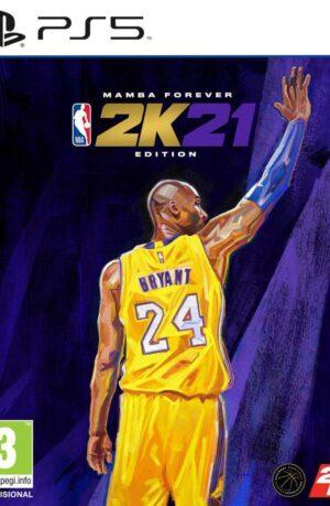 NBA 2K21 Mamba Forever PS5