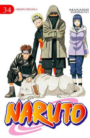 Manga Naruto 34
