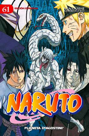 Manga Naruto 61