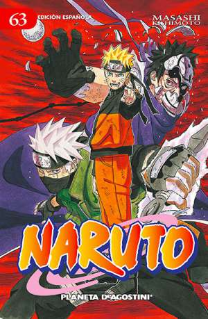 Manga Naruto 63