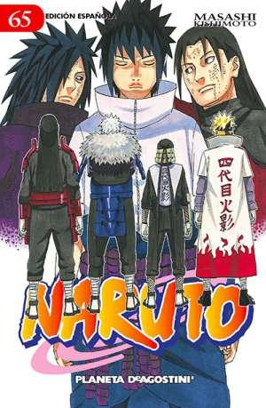 Manga Naruto 65