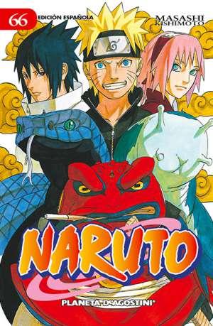 Manga Naruto 66