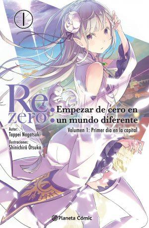 Novelas Re:Zero