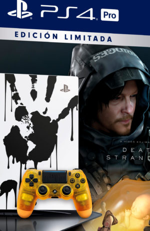 PlayStation 4 Pro 1TB Death Stranding