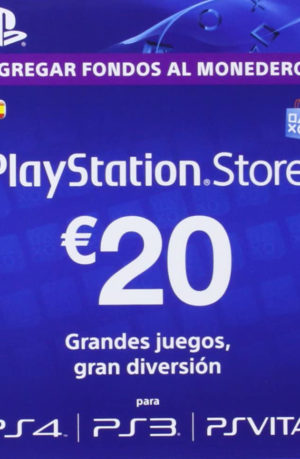 Playstation Store 20€