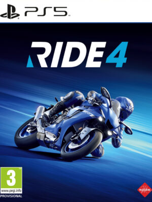Ride 4 Cover PS5